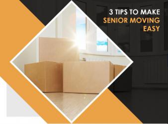 3 Tips to Make Senior Moving Easy