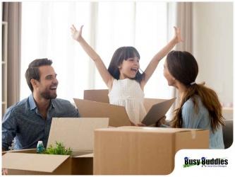 Making Moving Easier on Children
